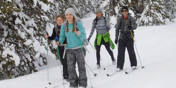 ISU XC skiers